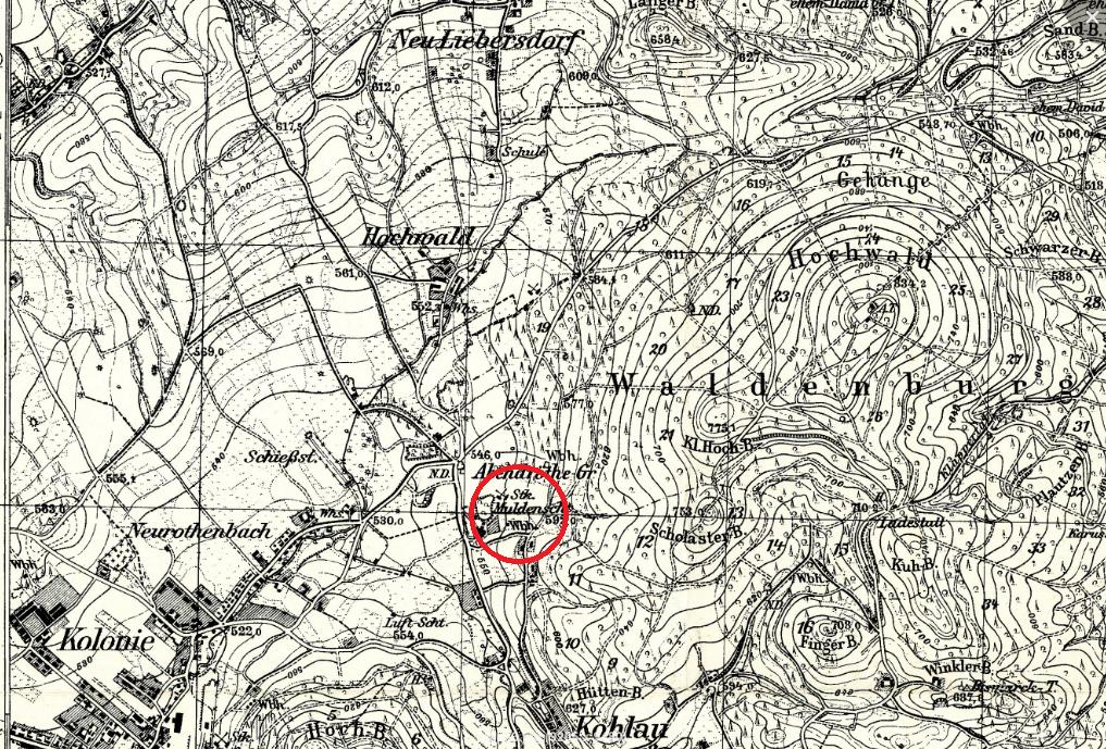 Mulden 1907